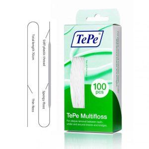 TePe Multifloss 100pcs