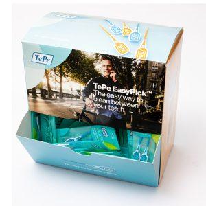 EasyPick Dispenser box 2pc x 100 M/L Turquoise