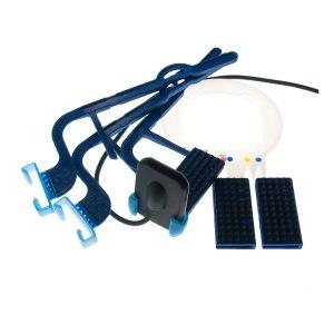 TrollByte Kimera GC – X-ray Sensor/Film holder – Anterior 3pc Set
