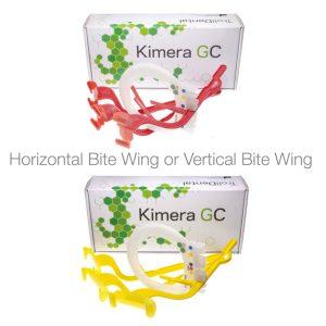 TrollByte Kimera GC – X-ray Sensor/Film holder – Bitewing 3pc Set